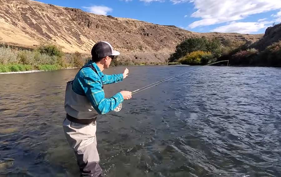 Video Pro Tips: A Better Way to Swing Wet Flies and Streamers