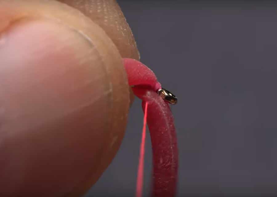 Video: How to Tie in Squirmy Material