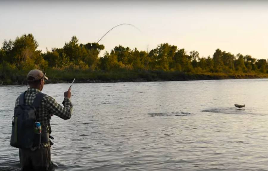 Master Class Monday: How to Fish Spinner Falls, the Finale