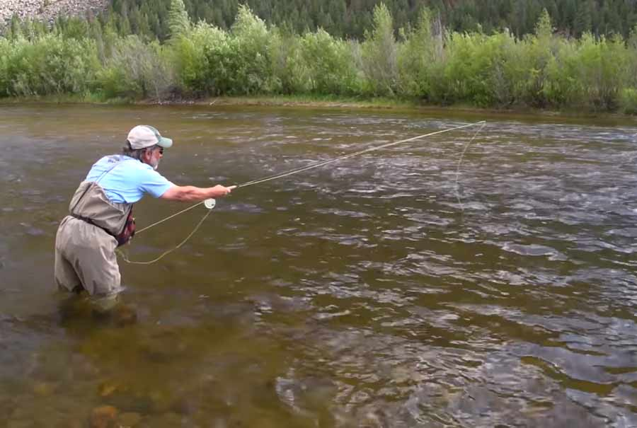 Video: How to Fish Moving Water