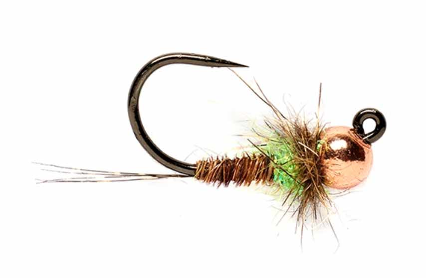 Video: How to Tie a Tunghead Hot Spot Pheasant Tail Jig, with Tom Rosenbauer