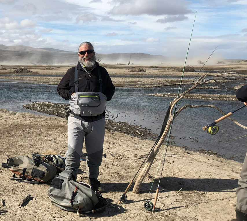 Podcast: Trout-Spey Flies with Tim Flagler
