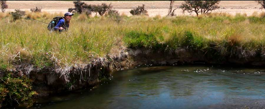 Master Class Monday: How to Catch Trout from Corner Pools