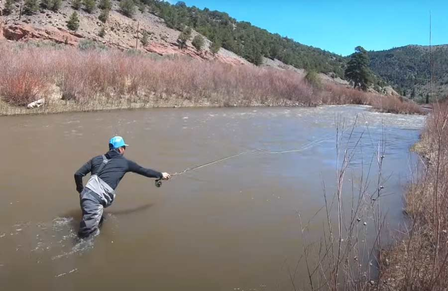 Video: How to Fly-Fish During Runoff