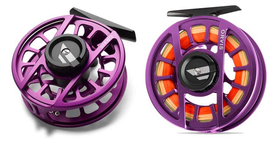 Win a NEW Purple Hydros Reel in Our Latest Giveaway