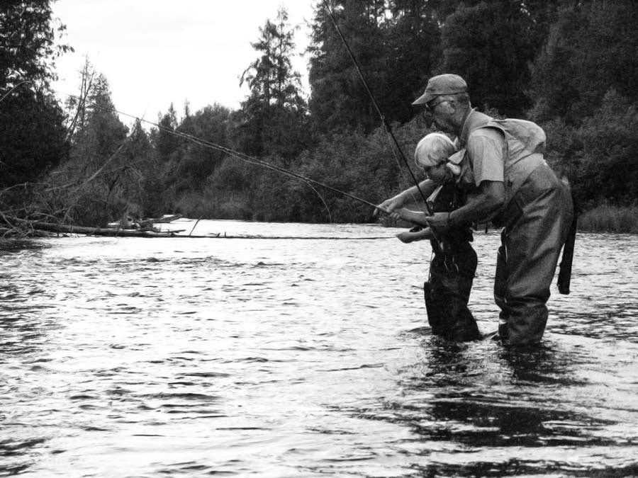 Win a $500 Orvis Gift Card in Our 2021 Father's Day Photo Contest!