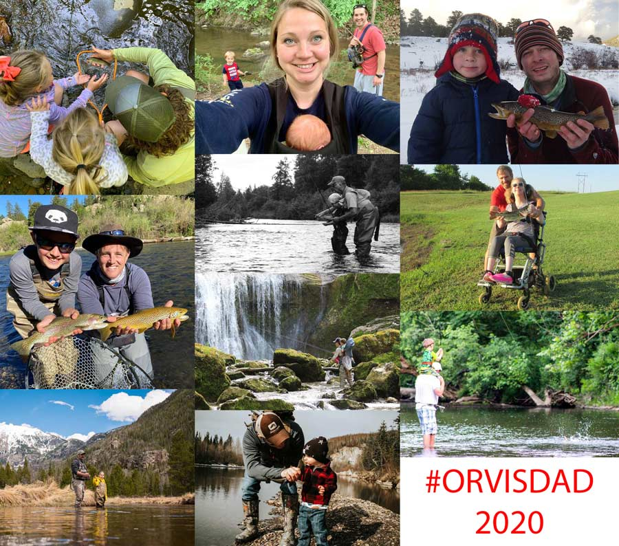 "Vote In Our 2020 ""Dad Outdoors"" Photo Contest—and You Could Win, Too!"