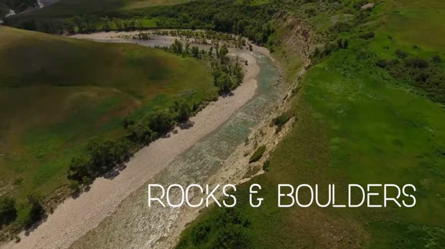 Master Class Monday: How to Catch Trout Around Rocks and Boulders