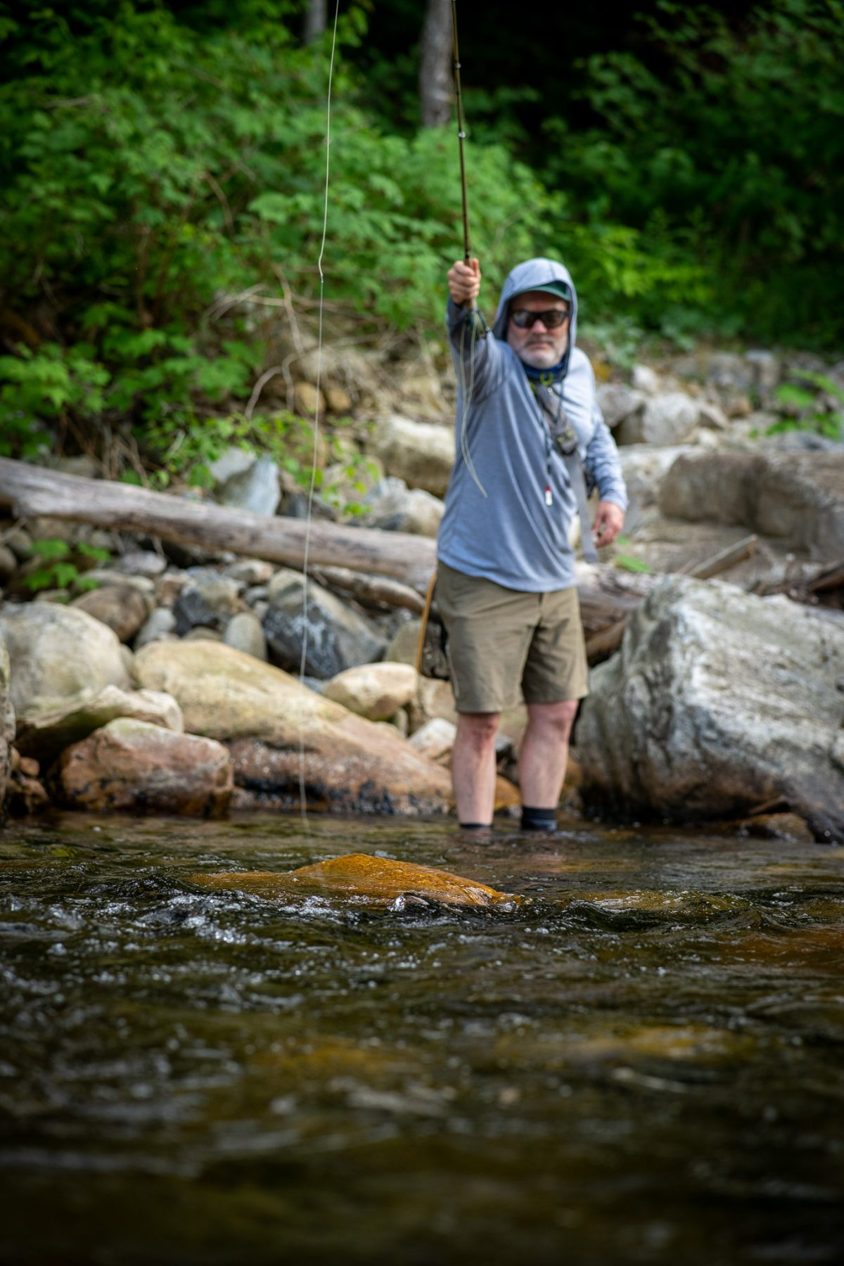 Pro Tips: How Close Should You Get to a Rising Trout?