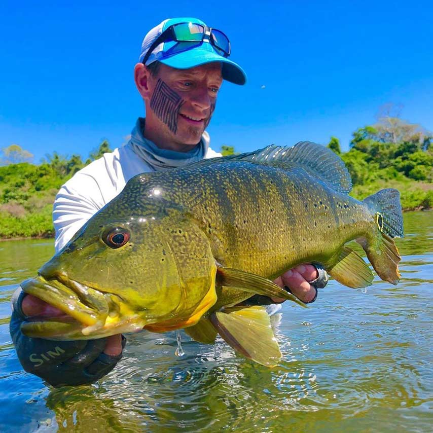 Podcast: Fishing in the Amazon Jungle, with Ross Purnell
