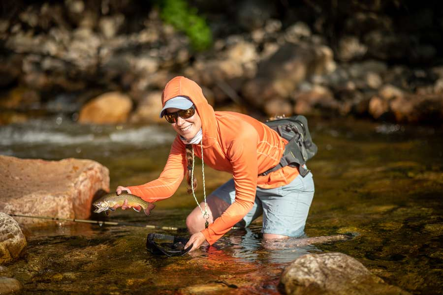 Pro Tips: How to Choose the Right Gear for Wet-Wading, Part I