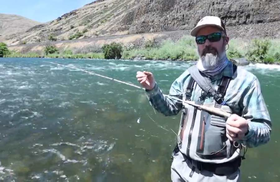 Video Pro Tips: How to Fish a Dry Fly on a Euro-Nymphing Rod
