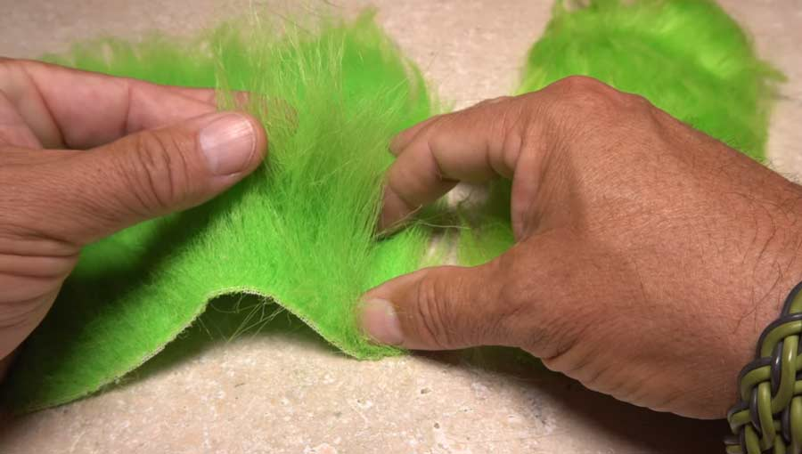 Video: Tying with Craft Fur, Part I