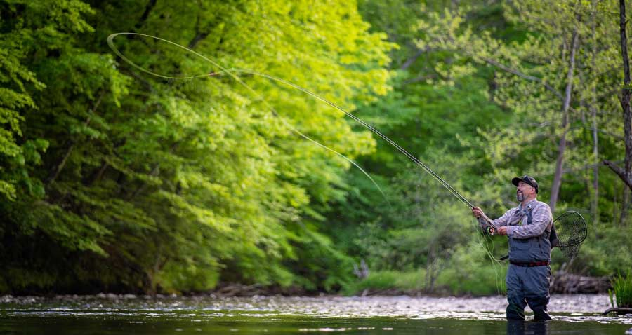 Top 10 Flies for Trout Spey
