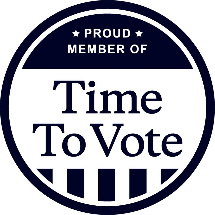 Orvis Joins Time to Vote to Increase Engagement in Our Democracy