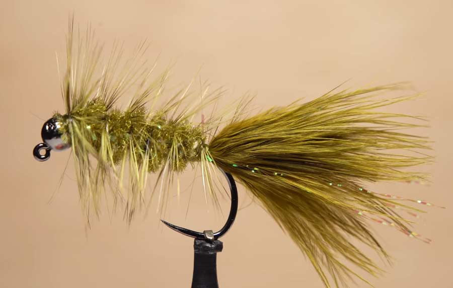 Video: How to Tie the Woolly Bugger Euro Jig