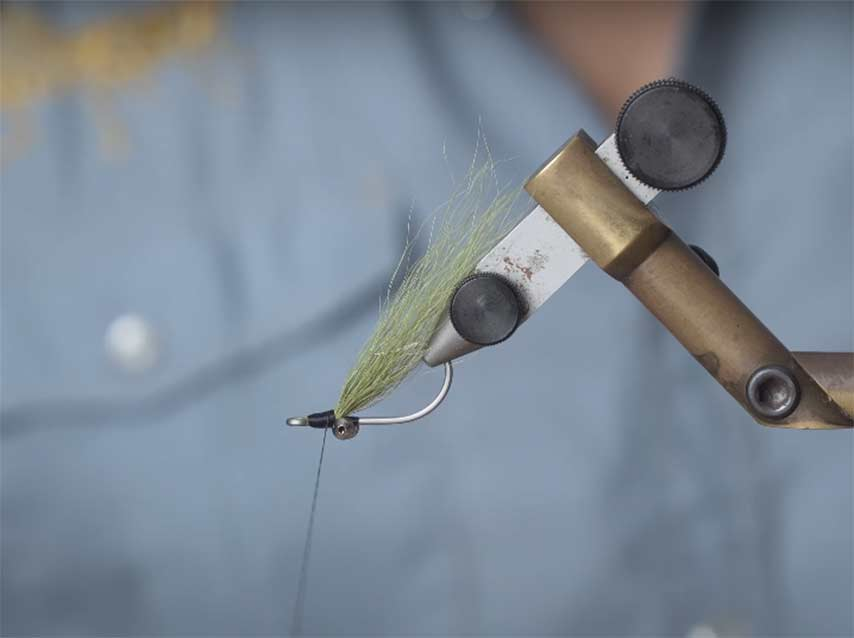 Video: How to Tie Alvin's Simple Clouser Minnow