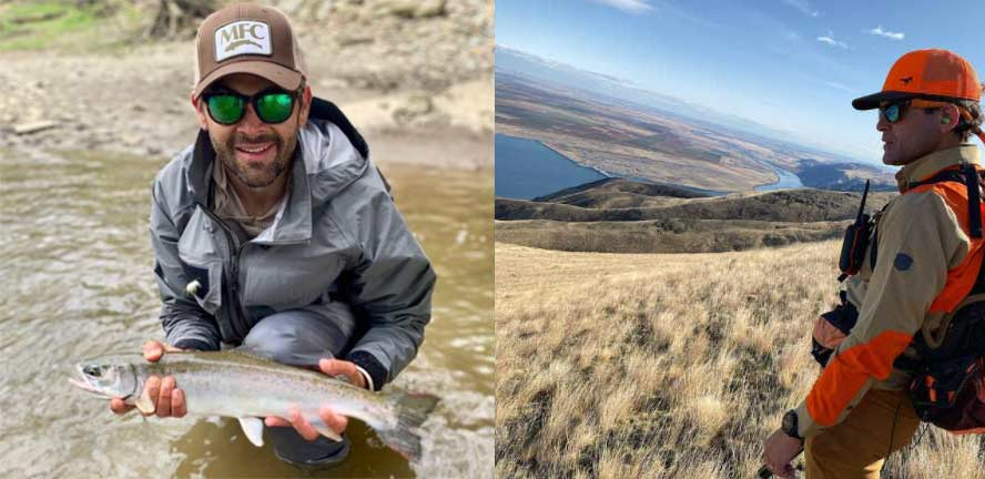 Podcast: On The Road, with Chuck Coolidge and Michael Vargas of Hunt Hike Hook