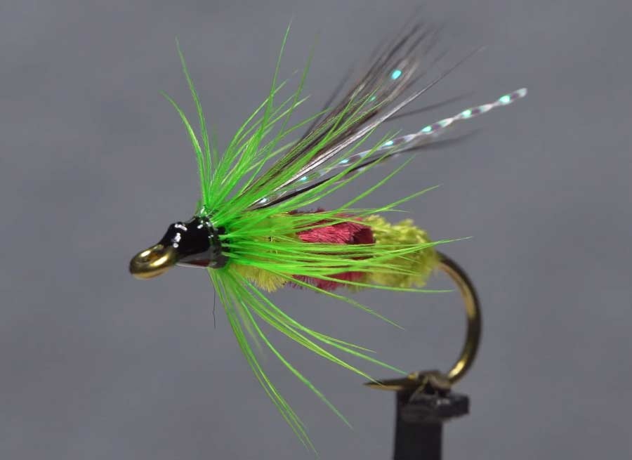 Video: How to Tie the Margaree Bug
