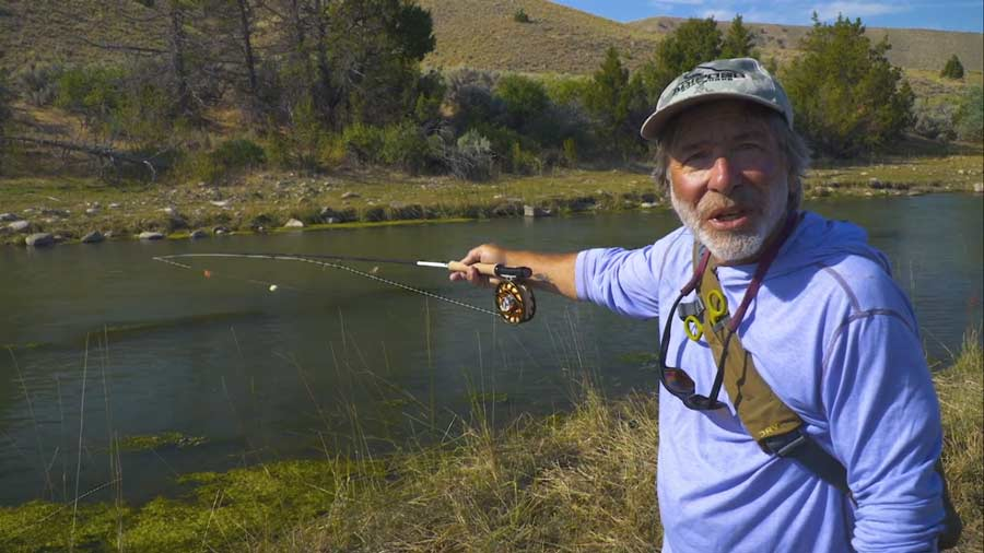 Video: How to Find Trout in the Middle of a Pool