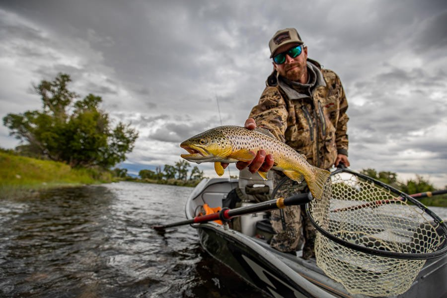 A Montana Sampler: 5 Unique Fisheries in 5 Days