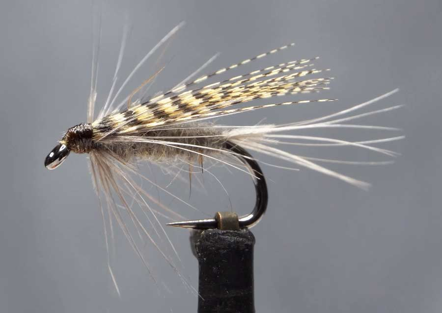 Video: How to Tie the Dark Hendrickson Wet Fly