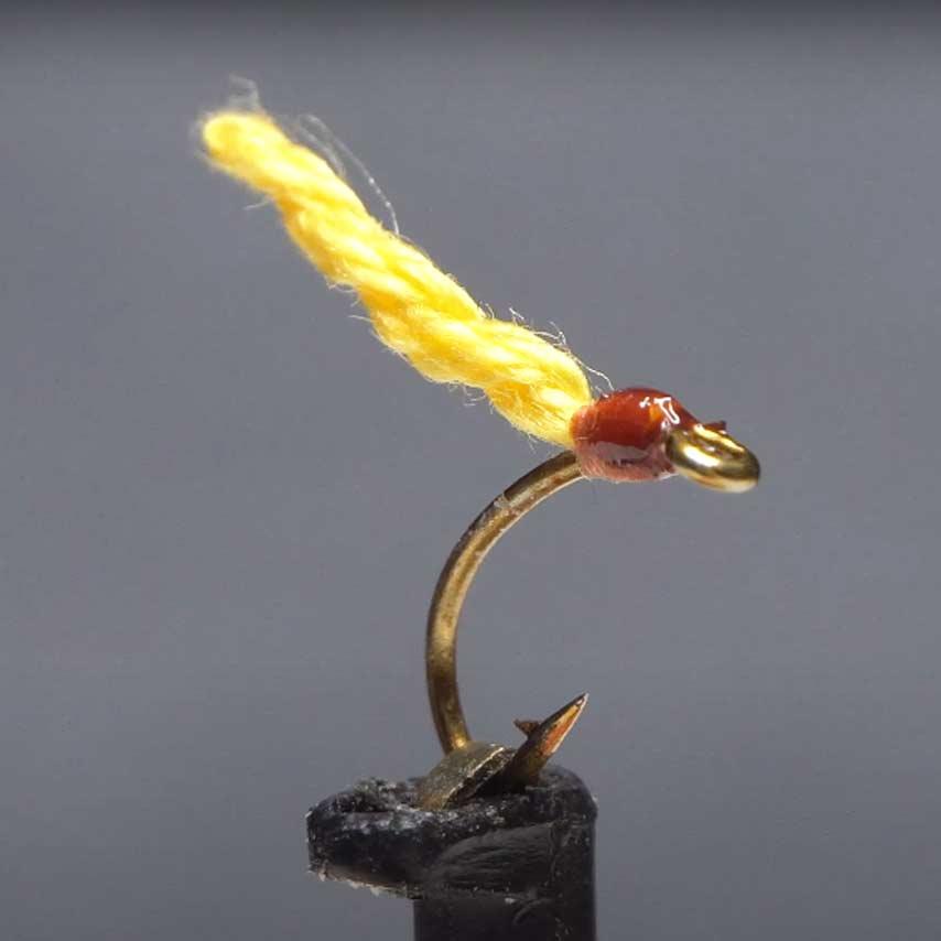 Video: How to Tie the Furled Chimarra Caddis Larva