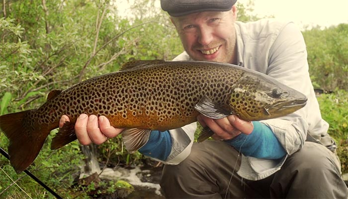 Podcast: Norway's Jazz and Fly Fishing, with Håvard Stubø