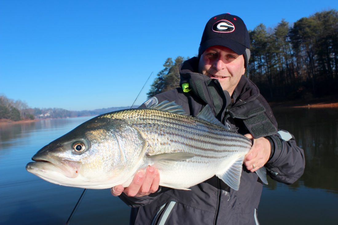 Podcast: How to Catch Freshwater Stripers, with Henry Cowen