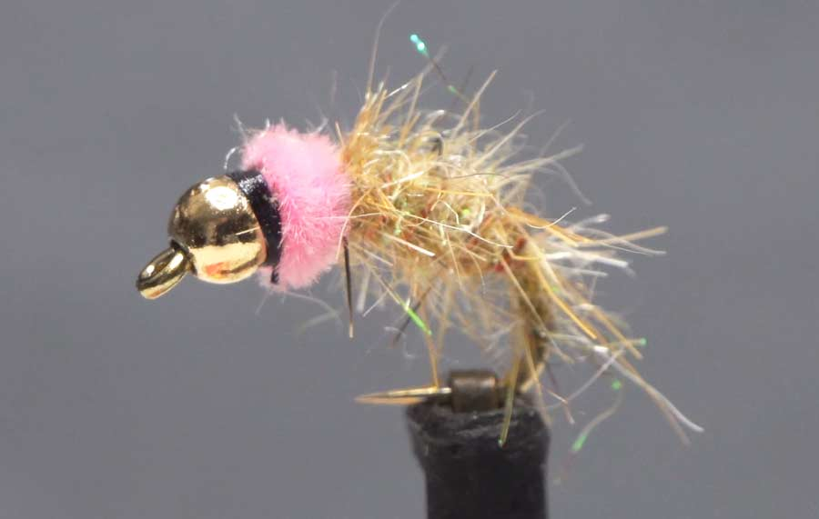 Video: How to Tie the Pink Squirrel Variant