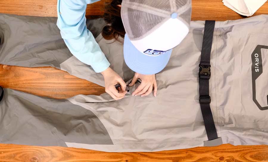 Tackle Tune-Up: Wader Care & Repair