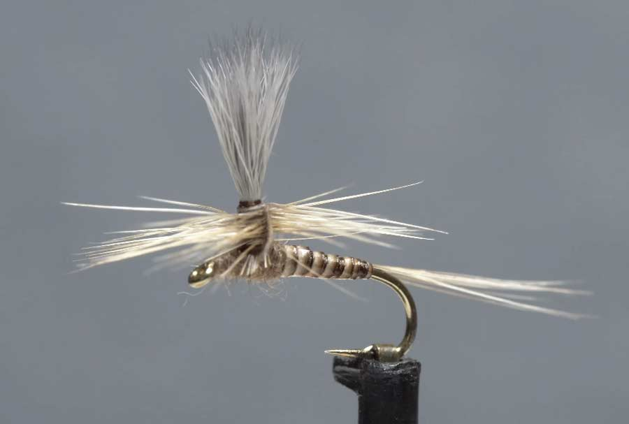 Video: How to Tie the Blue Quill Parachute