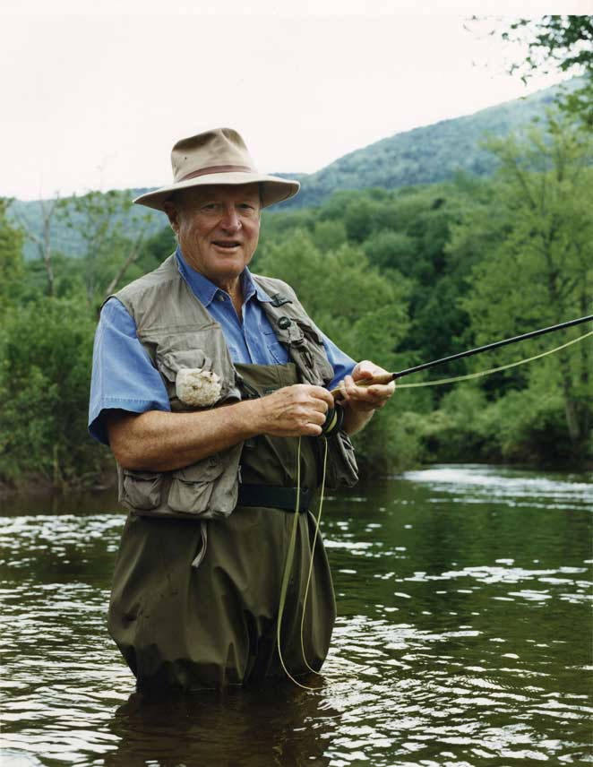 Celebrating a Life Outdoors: Leigh H. Perkins, 1927-2021
