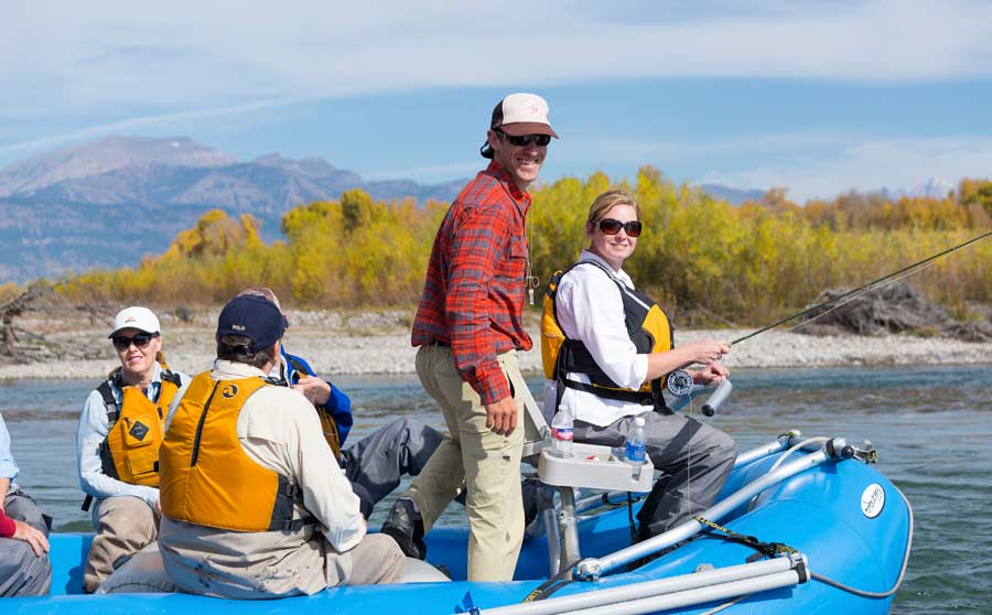 Remembering Spencer Morton, a Pillar of the Jackson Hole Fly-Fishing Community