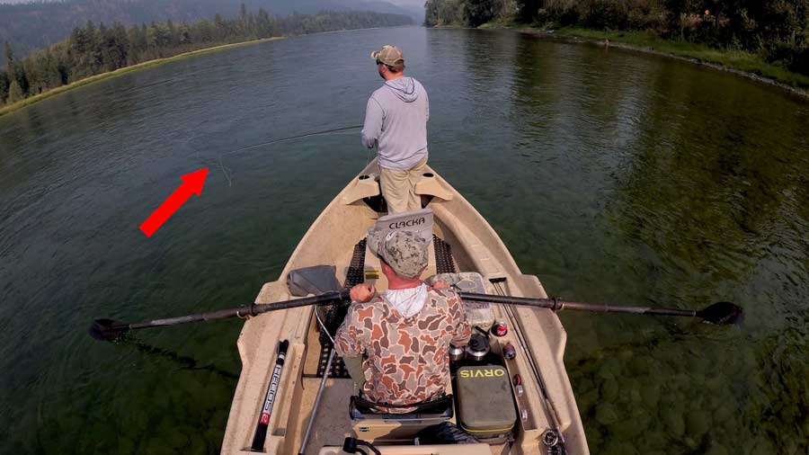 Pro Tips: The Key to a Better Backcast from a Boat