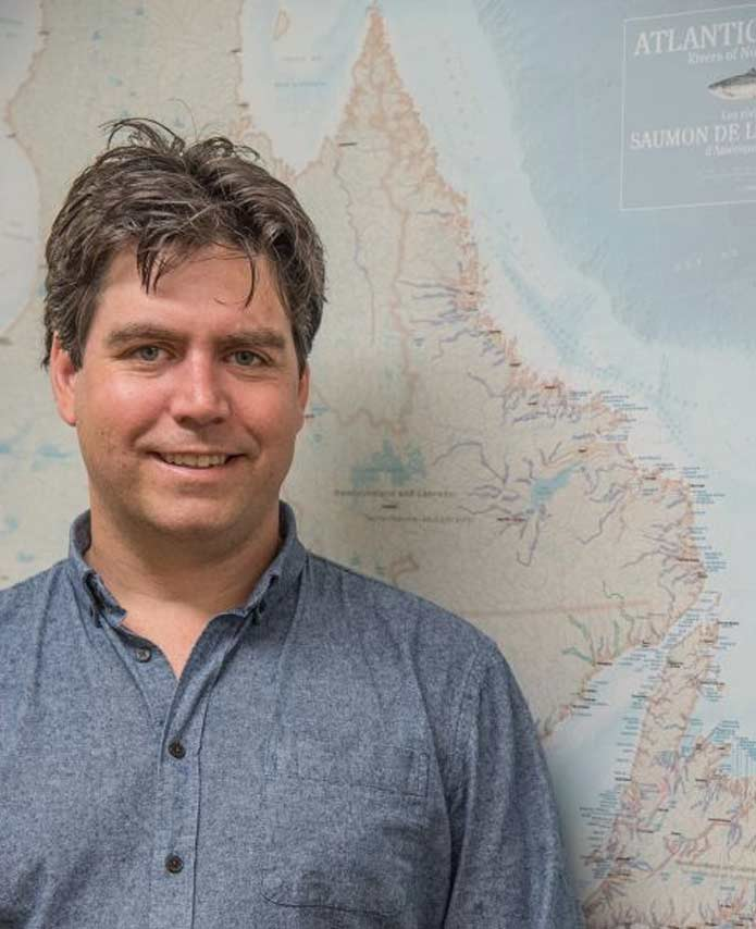 Podcast: Atlantic Salmon and the Miramichi, with Neville Crabbe