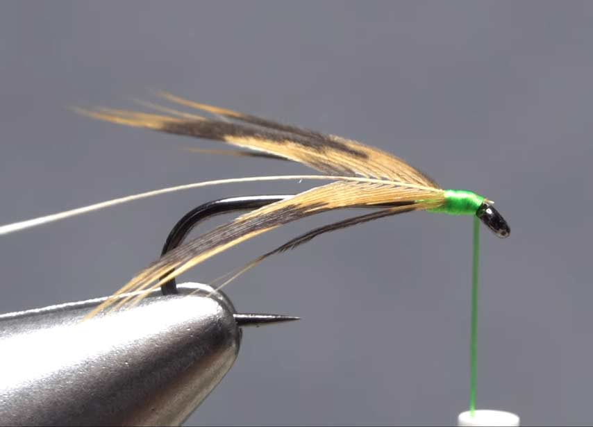 Video: How to Prepare and Tie-In a Soft-Hackle Feather
