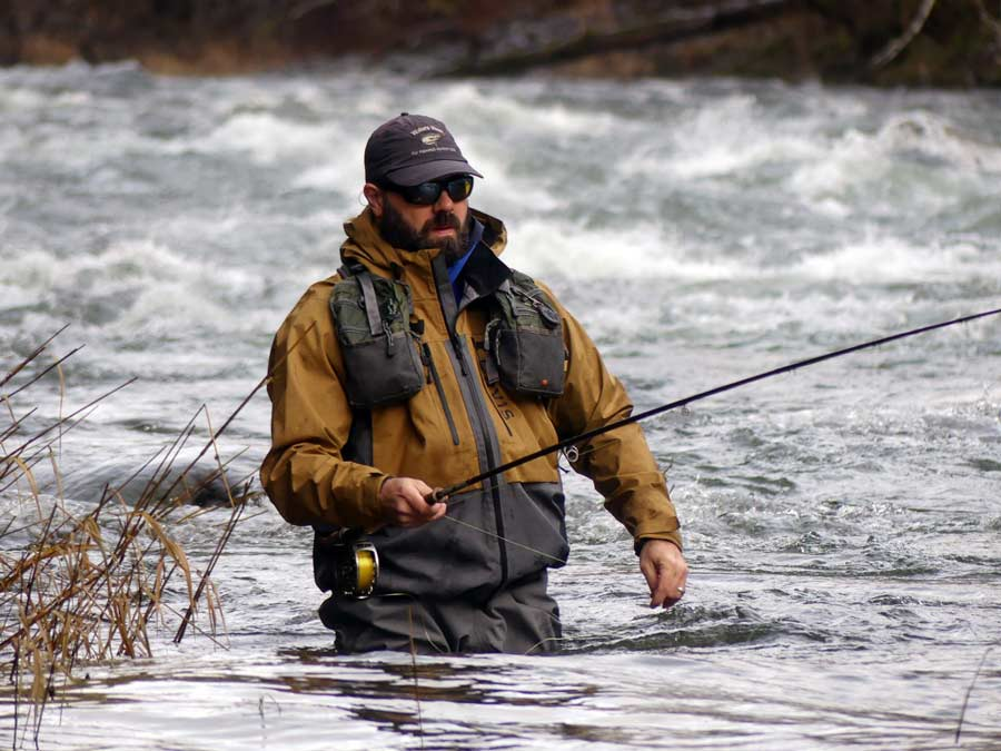 Podcast: How do water temperatures affect trout behavior? with John McMillan