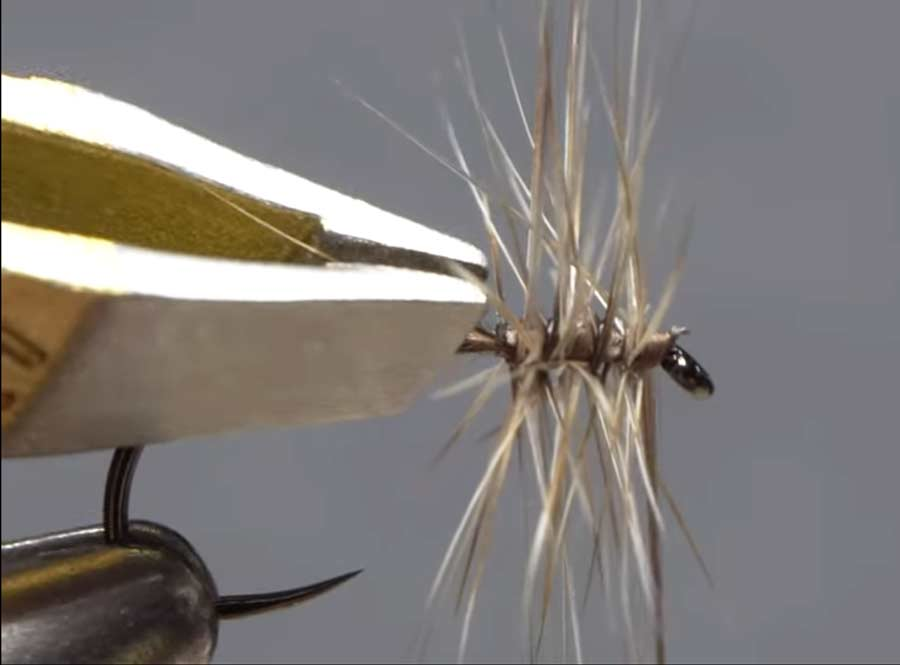 Video: Why You Need a Good Pair of Tweezers at the Vise