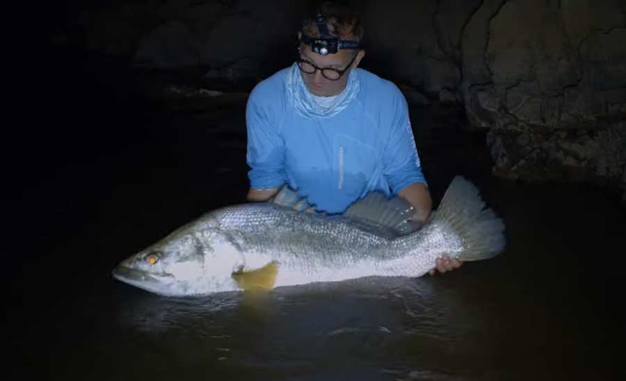 Video: Incredible Fly Fishing for Nile Perch and Tigerfish in Wild Africa