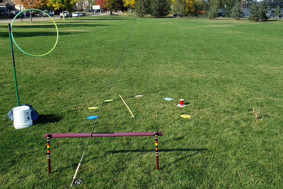 5 Homemade Targets to Improve Your Casting Skills