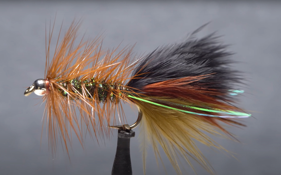 Video: How to Tie the Thin Mint Bugger
